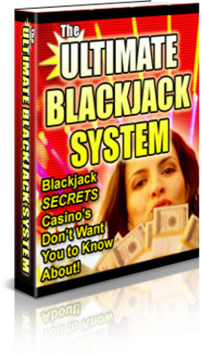 Product picture The Ultimate Blackjack System