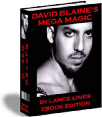 Product picture David Blaine Mega Magic