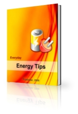 Product picture Everyday Energy Tips